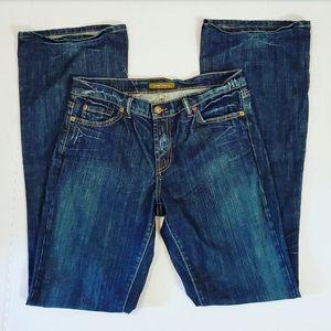 David Kahn Womens Blue Denim Jeans Size: 30